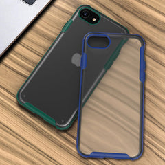 iPhone 6s Case Navy Blue Soft TPU Silicone Bumper Case-CoolDesignOnline