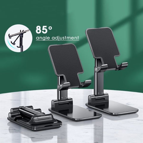 iPhone Stand Charger iPad Stand Holder Adjustable Green Tablet Stands-CoolDesignOnline