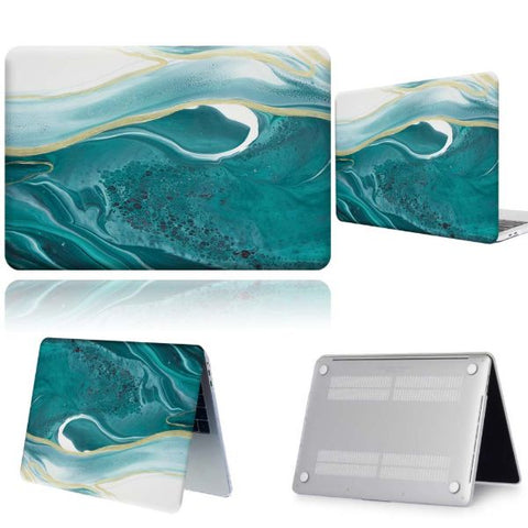 Macbook Air 13 inch Case Green Macbook Air Protective Case Shell Cover