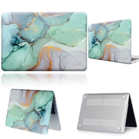 Macbook Air 13 inch Case Light Green Macbook Air Protective Case Shell Cover