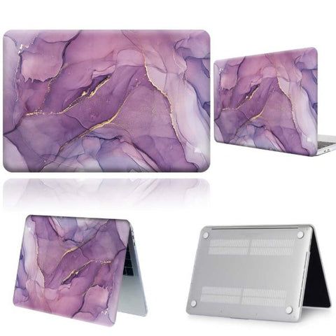 Macbook Pro Cases Lavender Macbook Pro 13 inch Case 2020 Hard Shell Cover