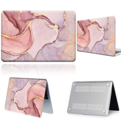 Macbook Pro Cases Peach Macbook Pro 13 inch Case 2020 Hard Shell Cover
