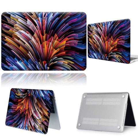 Macbook Pro Cases Abstract Macbook Pro 13 inch Case 2020 Hard Shell Cover 5