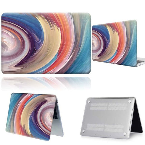 Macbook Pro Cases Abstract Macbook Pro 13 inch Case 2020 Hard Shell Cover 8