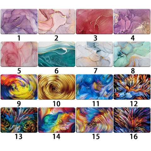 Macbook Pro Cases Abstract Macbook Pro 13 inch Case 2020 Hard Shell Cover 1