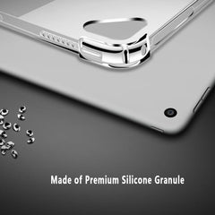 iPad Pro 12.9 Case 2018 Clear Drop Resistance Silicon Cover-CoolDesignOnline