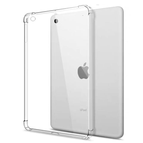 iPad Air 3 Case 10.5 2019 Clear Drop Resistance Silicon Cover-CoolDesignOnline
