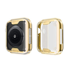 Apple Watch Case Series 4 40mm Protective Screen Protector Gold-CoolDesignOnline