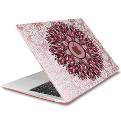 MacBook Pro Case 16 inch Best Protective Laptop Print Cover M731 Pink-CoolDesignOnline
