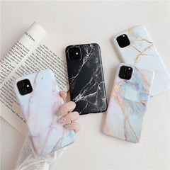Gemstone Marble iPhone 11 Pro Case iPhone Cover-CoolDesignOnline