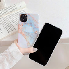 White Marble iPhone 11 Pro Case iPhone Cover-CoolDesignOnline