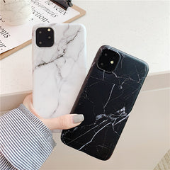 Black Marble iPhone 11 Pro Case iPhone Cover-CoolDesignOnline