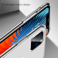 iPhone 11 Pro Case Slim Clear Soft TPU iPhone Cover-CoolDesignOnline