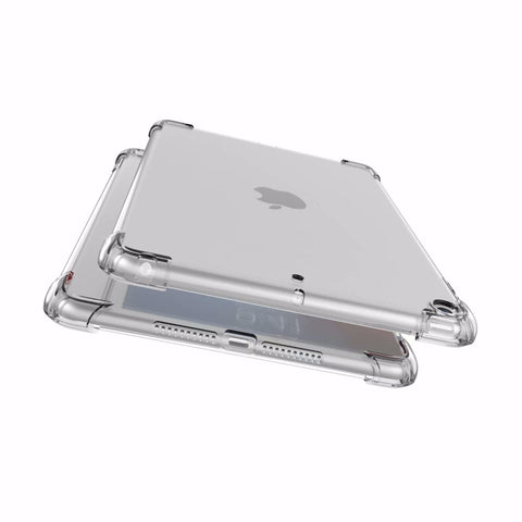 iPad Pro 11 Case 2018 Clear Drop Resistance Silicon Cover-CoolDesignOnline