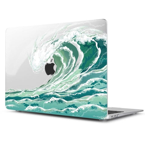 MacBook Pro Case 13 inch With Touch Bar Laptop Cover X120-CoolDesignOnline