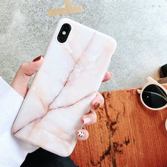 Marble iPhone X Case iPhone Cover 17-CoolDesignOnline