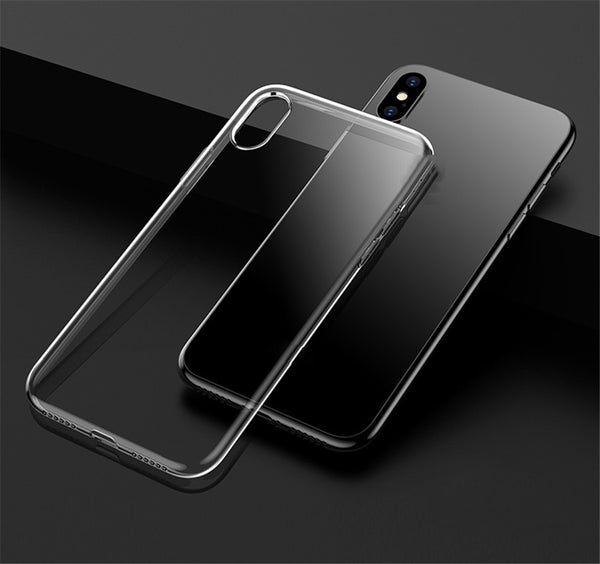 iPhone XS Case Ultra Thin Slim Soft TPU Silicone iPhone Cover-CoolDesignOnline