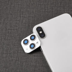 iPhone XS Camera Lens Cover Change To Fake iPhone 11 Pro Gold-CoolDesignOnline