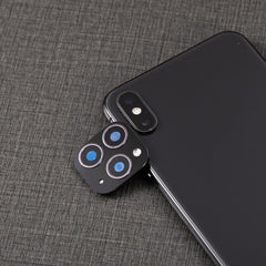 iPhone XS Camera Lens Cover Change To Fake iPhone 11 Pro Black-CoolDesignOnline