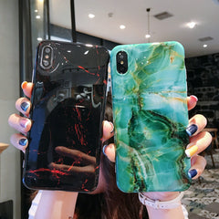 iPhone XS Max Case Marble Texture iPhone Cover 12-CoolDesignOnline
