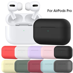 AirPods Pro Case Silicone AirPods Cover Red-CoolDesignOnline