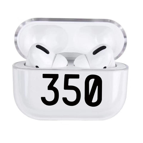 AirPods Pro Case Fashion Trend Number 350 Protective AirPods Cover-CoolDesignOnline