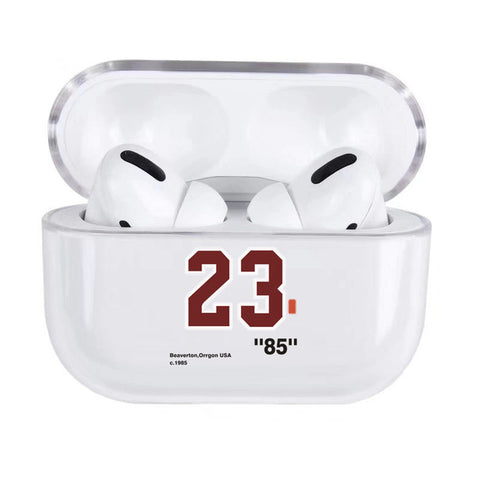 AirPods Pro Case Fashion Trend Number 23 Protective AirPods Cover-CoolDesignOnline