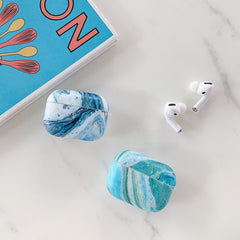 Airpods Pro Case Marble Pattern Cute Airpods Cover HB-CoolDesignOnline