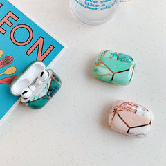 Airpods Pro Case Marble Pattern Cute Airpods Cover U2-CoolDesignOnline