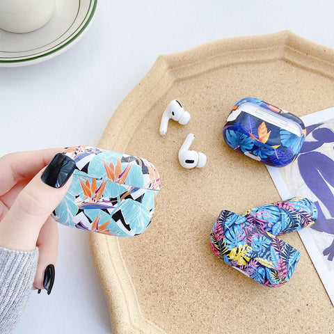 Airpods Pro Case Marble Pattern Cute Airpods Cover 1209R3-CoolDesignOnline