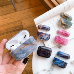 Airpods Pro Case Marble Pattern Cute Airpods Cover 1207M7-CoolDesignOnline