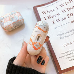 Airpods Pro Case Marble Pattern Cute Airpods Cover 1207M5-CoolDesignOnline