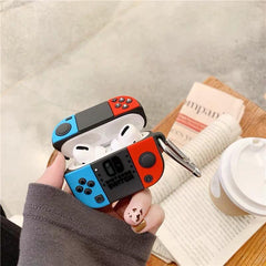 AirPods Pro Case Black XBox Controller Cute Game Fanda AirPods Cover-CoolDesignOnline