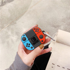 AirPods Pro Case Switch Controller Cute Game Fanda AirPods Cover-CoolDesignOnline
