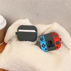 AirPods Pro Case Nintendo Controller Cute Game Fanda AirPods Cover-CoolDesignOnline