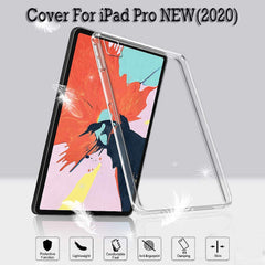 iPad Pro Case 2020 11 inch 4th Generation Clear Soft Protective Cover-CoolDesignOnline