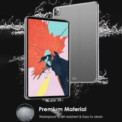 iPad Pro Case 2020 12.9 inch 4th Generation Clear Protective Cover-CoolDesignOnline