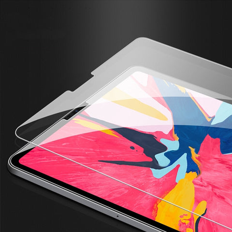 iPad Pro Screen Protector 12.9 inch Full Coverage Tempred Glass-CoolDesignOnline