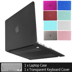 MacBook Pro Case 15 inch 2018 Touch Bar Hard Shell Matte Mei Red-CoolDesignOnline