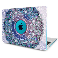 MacBook Pro Case 16 inch Best Protective Laptop Cover M733 Sky-CoolDesignOnline