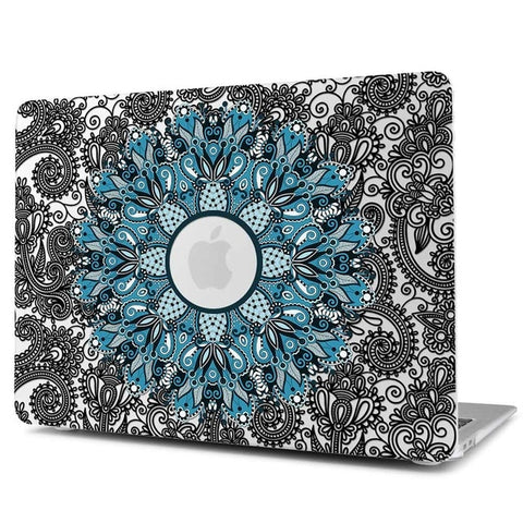 MacBook Pro Case 16 inch Best Protective Laptop Print Cover M731 Clear-CoolDesignOnline