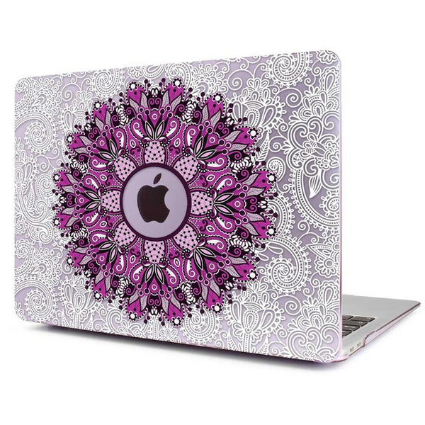 MacBook Pro Case 16 inch Best Protective Laptop Cover M731 Purple-CoolDesignOnline