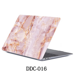 MacBook Case 12 inch Marble Shell Laptop Cover 016-CoolDesignOnline