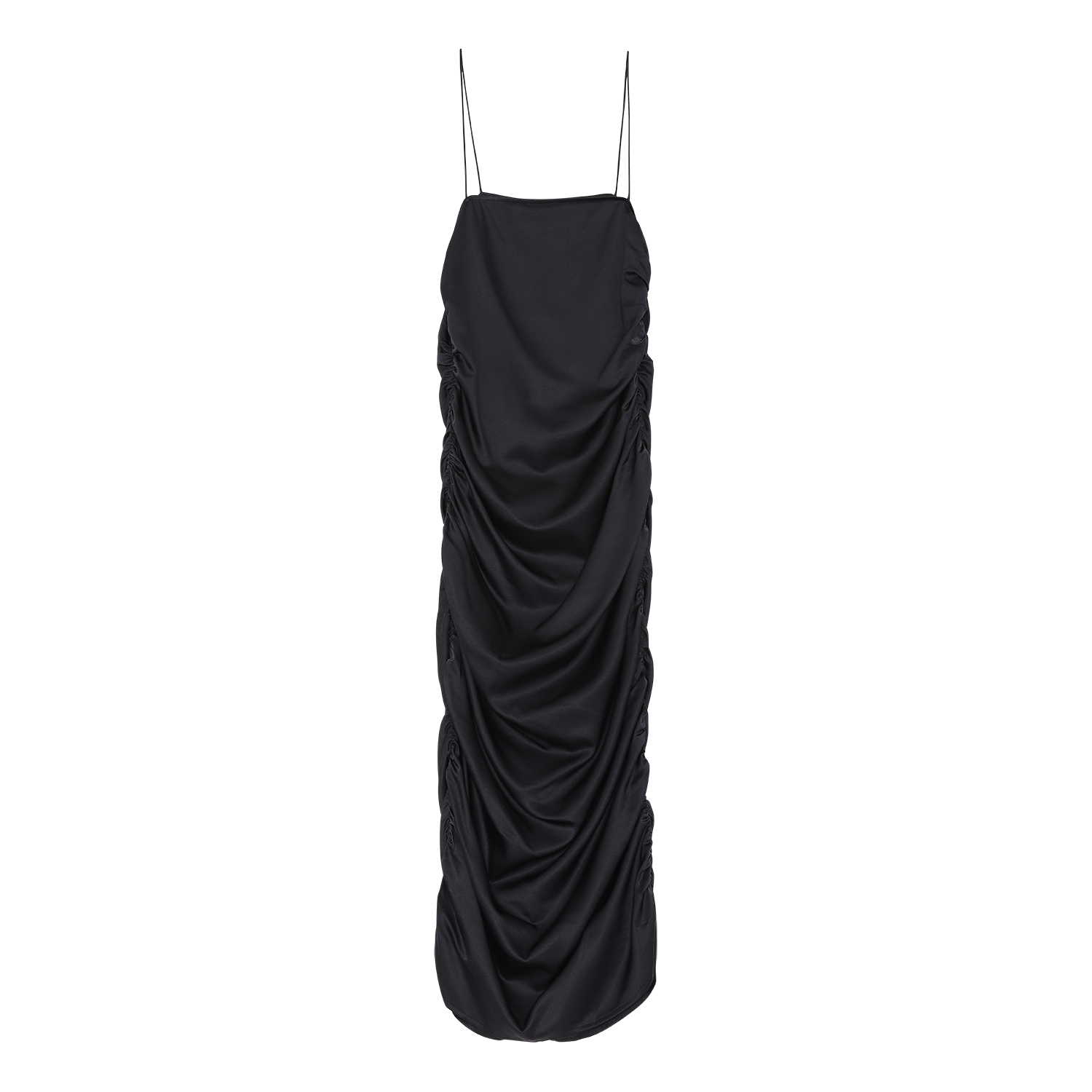 ANGELA DRESS BLACK