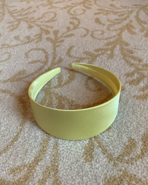 DENISE HAIRBAND YELLOW