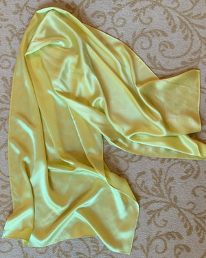SANDRINE SCARF YELLOW