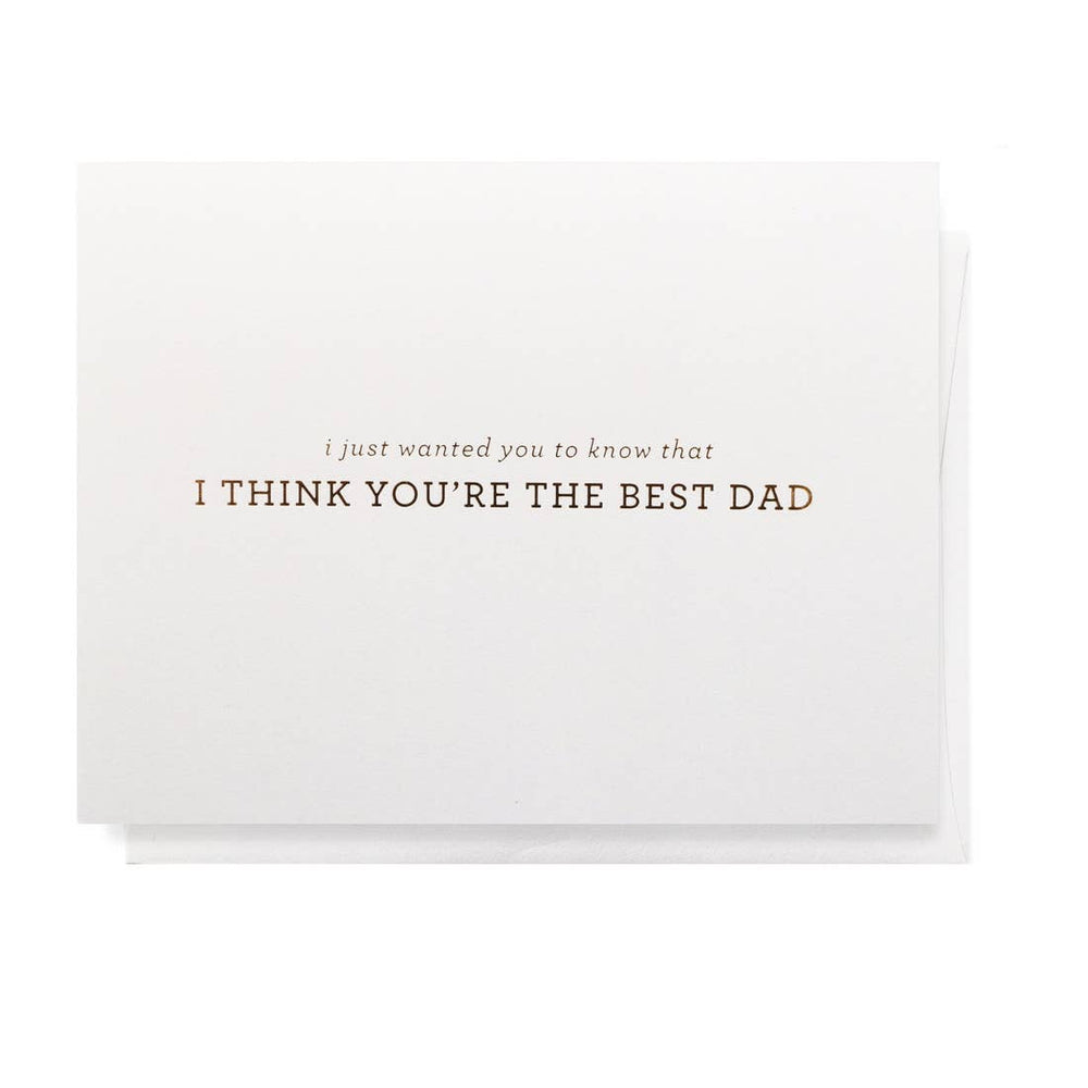 Card l Best Dad