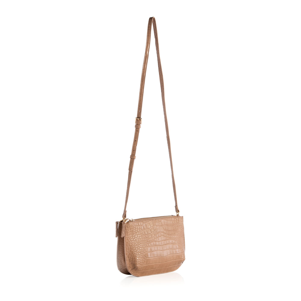 Carter Crossbody | Blush