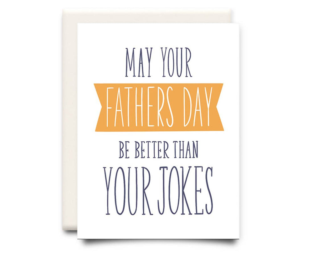 Card l Dad Jokes