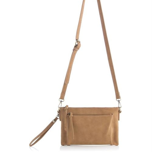 Blair Crossbody | Tan